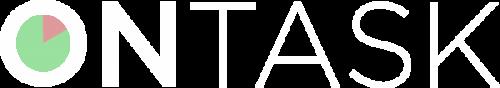 on task linear logo